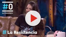 Ana Guerra va al programa La Resistencia de Broncano a presentar su disco Reflexión