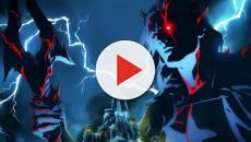 Nach Castlevania - Anime in griechischer Mythologie: