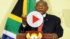 South Africa condemns US for continued targeted Zimbabwe sanctions, donates to riot police