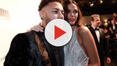 Neymar sai em defesa de Bruna Marquezine em post na rede social