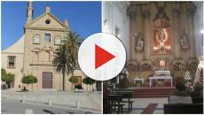 Una iglesia de Antequera en Málaga denuncia el robo de las hostias consagradas