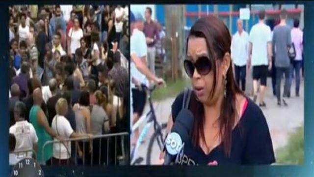 Emoção toma conta do velório de 6 vítimas do massacre em Suzano