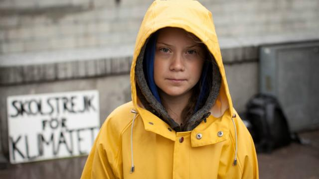 Greta Thunberg, la ragazza che vuole salvare il mondo