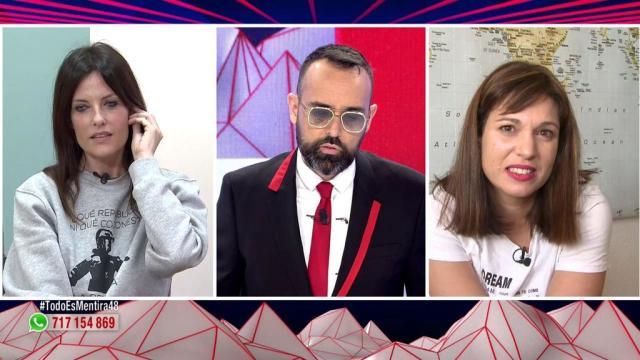 Cristina Seguí insulta a Bea Talegón y Risto Mejide la expulsa de su programa