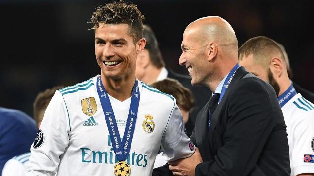 Real Madrid: Zidane aurait appelé Cristiano Ronaldo