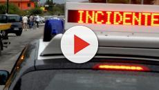 Reggio Calabria, agente della Municipale travolto da un'auto durante dei lavori stradali