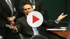 Comando da Comissão da Câmara é assumido por Eduardo Bolsonaro