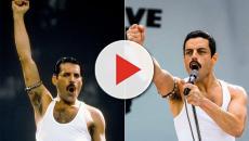 Vídeo mostra comparação entre show do Queen e apresentação em Bohemian Rhapsody