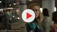 Captain Marvel released on International Women's Day broke records