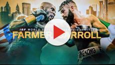 Philadelphia: questa notte in diretta streaming su DAZN Farmer vs Carroll