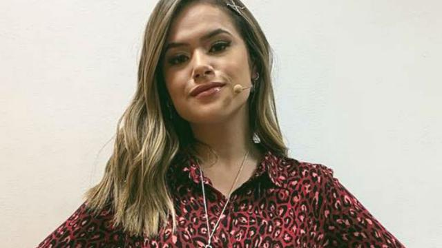 Maísa Silva rebate fake news de que estaria grávida