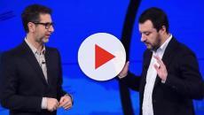 Salvini critica i comportamenti di Fabio Fazio