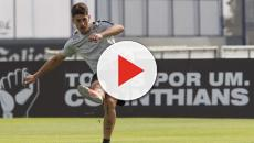 Lateral Danilo Avelar diz que quer ficar no Corinthians