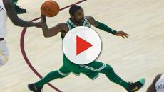 Irving has near triple-double in Celtics' victory over Atlanta on Mar. 16