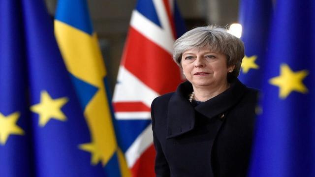 British Parliament accepted Brexit's postponement