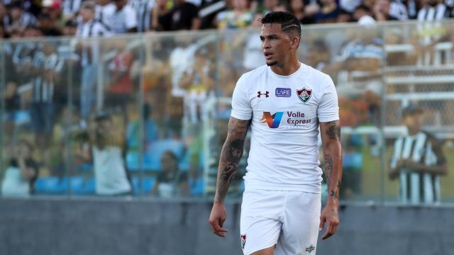 No auge, Luciano atinge média de Fred no Fluminense
