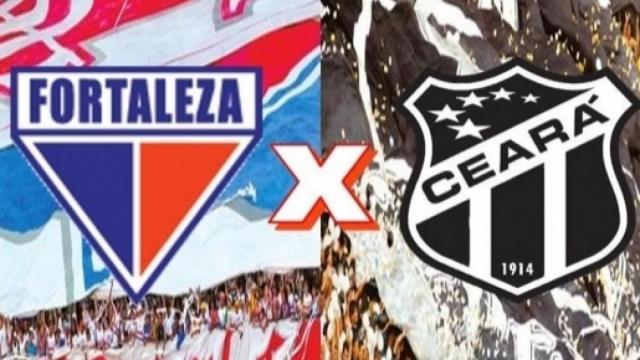 Ceará x Fortaleza: transmissão ficará a cargo do Fox Sports a partir das 18h
