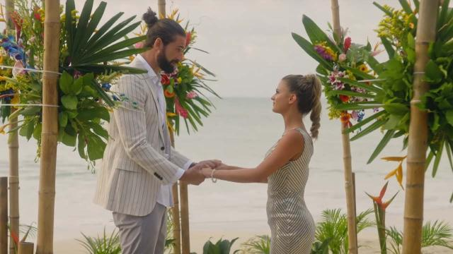 The Bachelor UK: Alex chooses between Alicia and Charlotte in Antigua