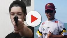 Sobrevivente revela o horror ao ficar sob a mira do atirador em escola: 'arma falhou'