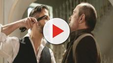 Una Vita, episodi spagnoli: Felipe aggredisce Ramon con delle forbici