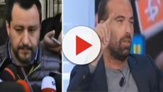 Marattin (PD) interrompe un servizio su Salvini: 'non può dire cose del genere'