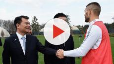 Inter: venerdì ci sarà l'incontro decisivo tra Mauro Icardi e il presidente Zhang