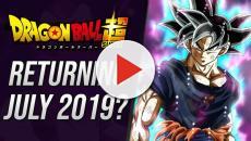 La serie de anime Dragon Ball Super regresará en Julio