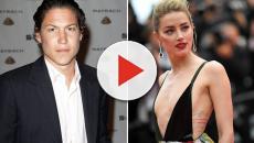 La relación sentimental entre Amber Heard y Vito Schnabel ha terminado