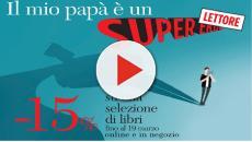 'Festa del papà', l'editore Feltrinelli: 'Contro ogni discriminazione'