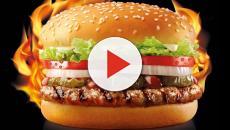 Burger King provoca o concorrente com brincadeira