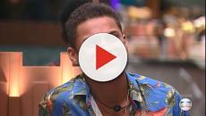 BBB19: Larissa revê o namorado Danrley e confessa ciúmes de Elana