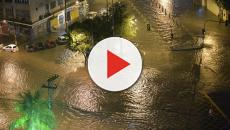 Fortes Chuvas deixam Rio em estado de atenção