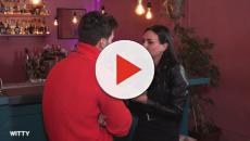 'Uomini e Donne', Sonia da uno 'schiaffetto' a Ivan per una battuta su Natalia