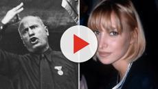 Rachele Mussolini fa auguri al nonno Duce e Facebook la censura