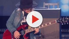 Taj Farrant stupisce tutti con l'assolo di 'Sweet Child O' Mine' dei Guns N'Roses