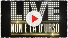 Live - Non è la D'Urso, 2^ puntata: Wanna Marchi e Stefania Nobile ospiti in studio