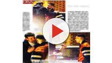 Mahmood litiga furiosamente per strada con Lorenzo (il presunto fidanzato)