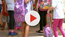 Professora humilha crianças em revista por celular furtado em Franca (SP)