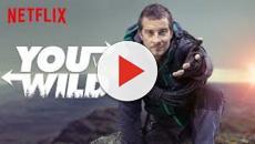 Netflix se las juega con los formatos interactivos en You vs. Wild