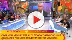 Jorge Javier quiso incluir en su testamento a Paco, su ex pareja, grabando un vídeo
