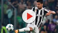 Juventus, Sami Khedira può tornare ad allenarsi con la squadra