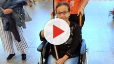 Atriz Claudia Rodrigues é internada inconsciente no Rio de Janeiro