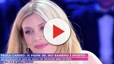 Paola Caruso fa un appello al suo ex compagno, Caserta risponde: 'Sistemeremo tutto'