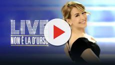Live - Non è la D'Urso, 2^ puntata: Cecchi Paone litiga con Stefania Nobile e Wanna Marchi