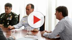 Bolsonaro pede agilidade na votação da reforma da previdência militar