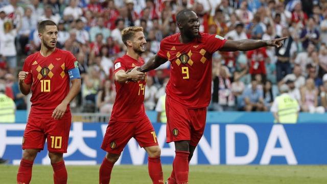 Football: 5 infos avant Belgique – Russie