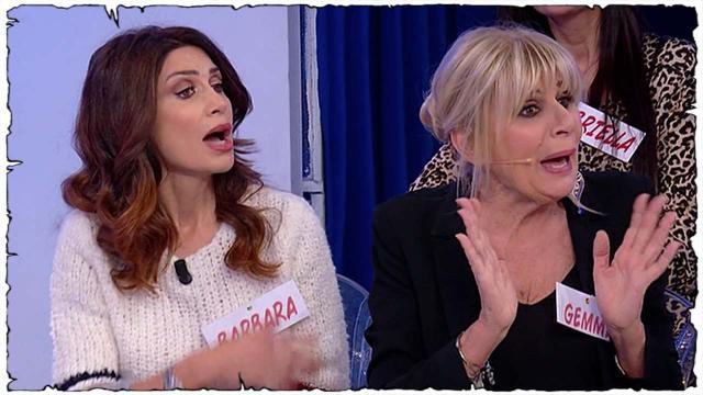U&D, Barbara rivela un retroscena su Gemma: 'Rifiuti selfie quando sei struccata'