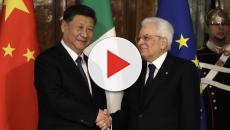 Xi Jinping a Roma, il bilaterale al Quirinale