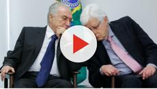 Jair Bolsonaro fala sobre prisão de Michel Temer