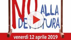 Sciopero nazionale 12 aprile: incrociano le braccia tutti